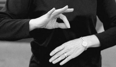 langue signe