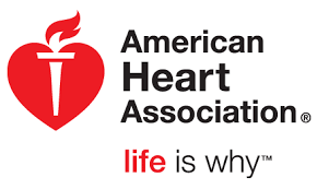 Logo de l'American Heart Association (AHA)