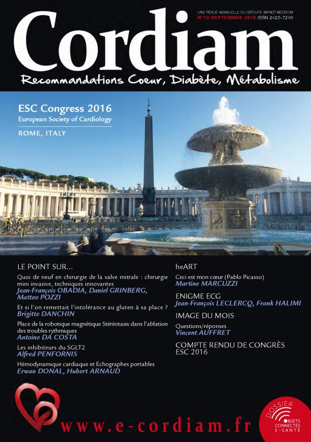 Revue Cordiam N°13