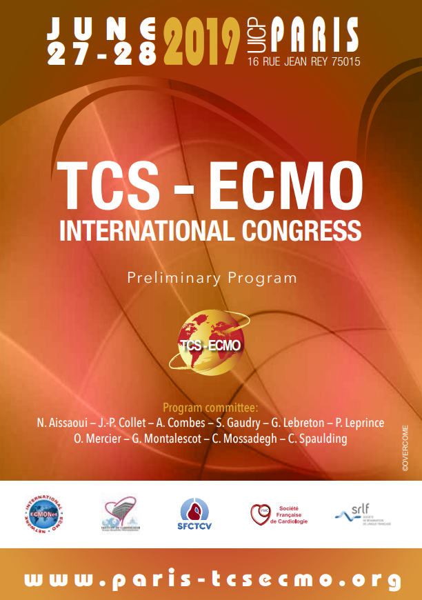 TSC-ECMO International Congress